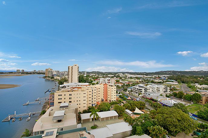 Sunshine Coast - Holiday Accommodation - Banyandah Towers - Location