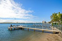 Sunshine Coast Holiday - Accommodation at Maroochydore - Banyandah Towers