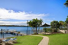 Accommodation at Maroochydore - Banyandah Towers