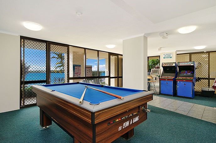 Sunhine Coast - Holiday Accommodation at Maroochydore - Banyandah Towers